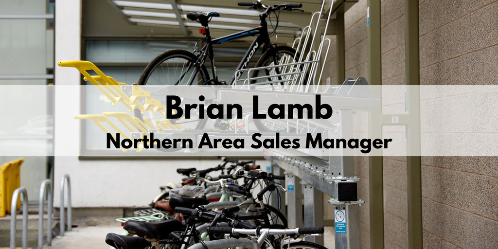 Cycle City Active City Manchester - Broxap - Northern Area Sales Manager - Brian Lamb
