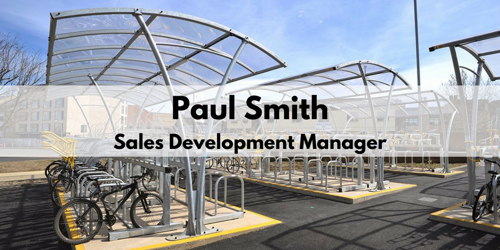 Cycle City Active City Manchester - Broxap - Sales Development Manager - Paul Smith