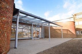 Harefield Hospital Middlesex NHS Project - Broxap
