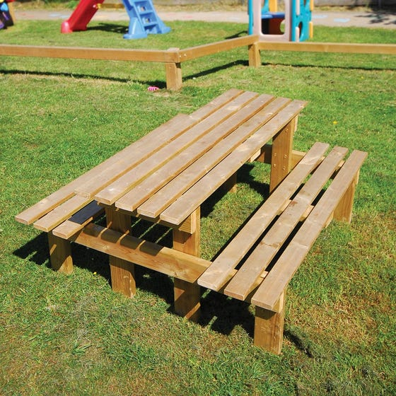 H-Frame Picnic Table