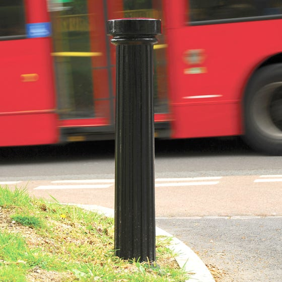 Blackburn Cast Iron Bollard