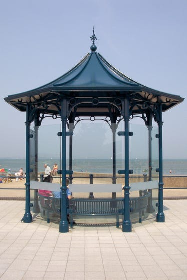 Isle Of Wight Bandstand