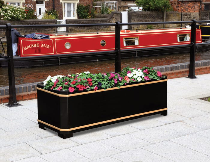 Lanarkshire Slim Planter