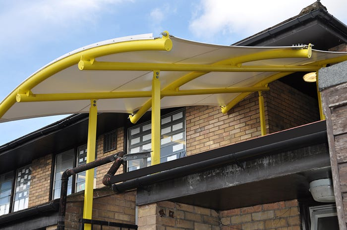 Havelock Entrance Canopy