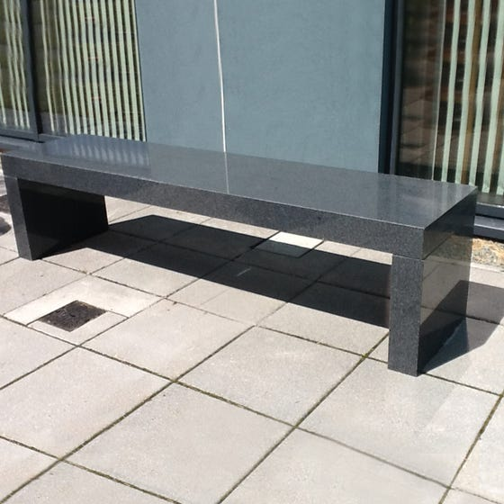 Westhill Granite Bench