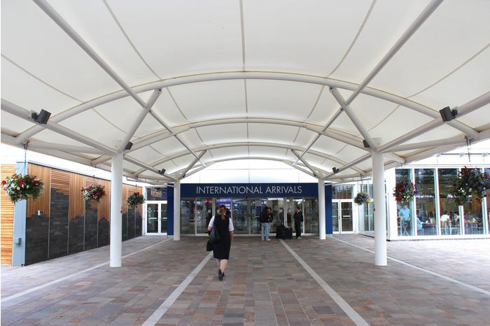 Piazza Canopy