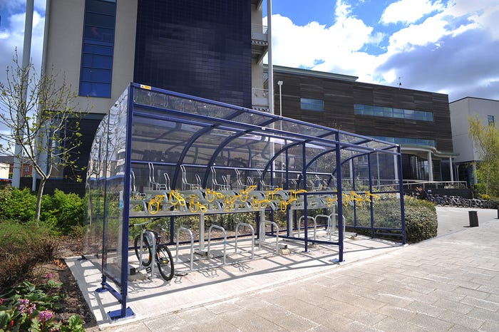 Wardale® Two Tier Cycle Shelter