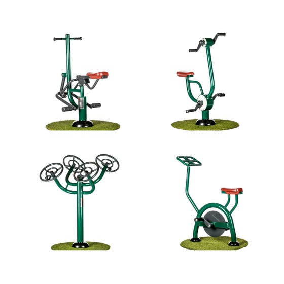 Healthy Living Package | Outdoor Gym Equipment Packages | Sunshine Gym